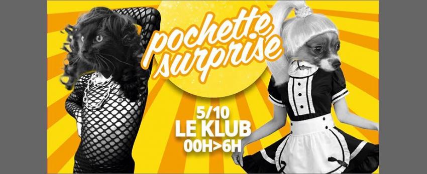 Pochette Surprise - Talent Show & Clubbing