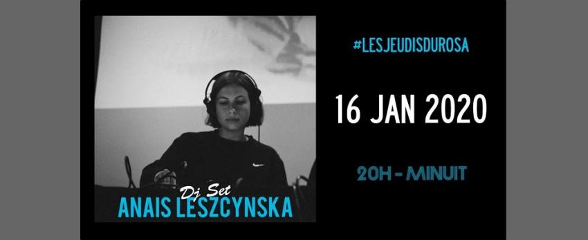 Les Jeudis du Rosa // Anais Leszcynska