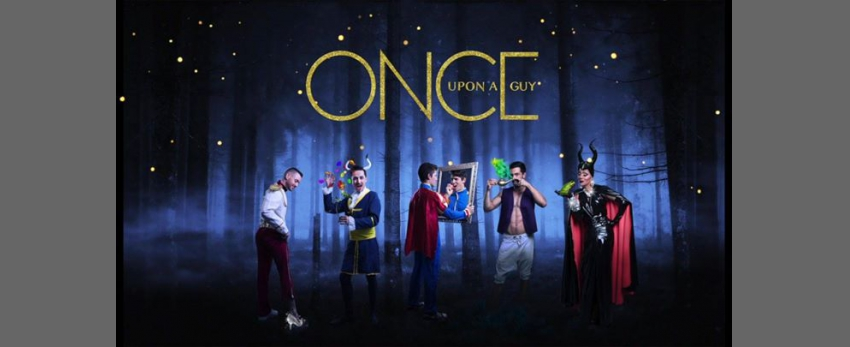 Soirée Prime time : Once upon a guy