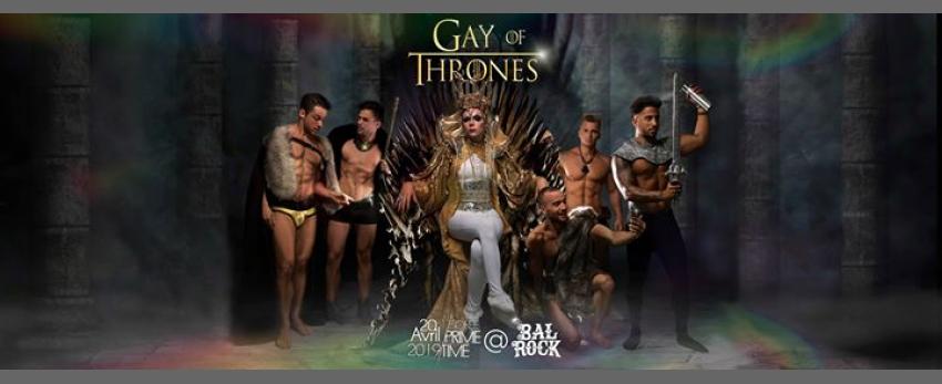 Soirée Prime Time : Gay Of Thrones