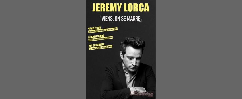 Jérémy Lorca dans Viens, on se marre