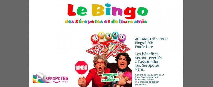 Le bingo des Séropotes et de leurs amis