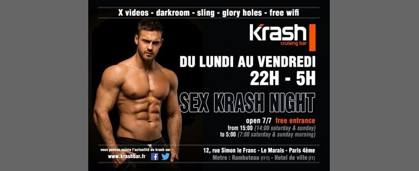 Sex Krash Night