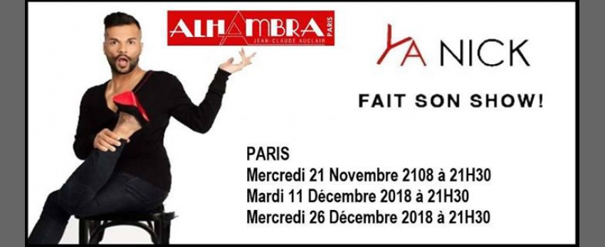 LGBT rencontres spectacles