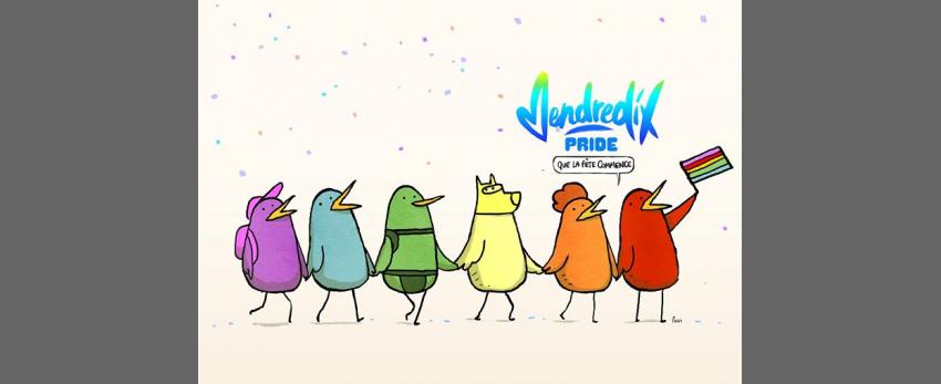 VendrediX Pride 2019