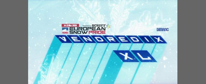 VendrediXXL, un Dimanche avec European Snow Pride