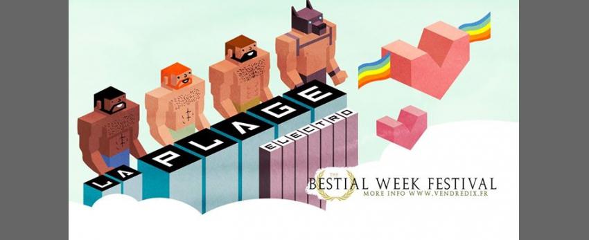 La Plage Tea DANCE Dinner - Bestial Week Festival