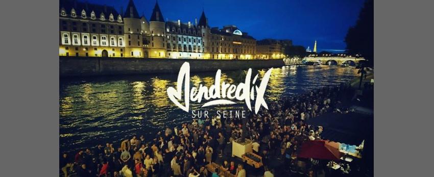 VendrediX Sur Seine - Guest: Bosco Noire