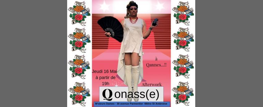 Qonasse fait son Qannes