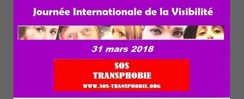 Journée Internationale de la Visibilité Trans ( TDOV )