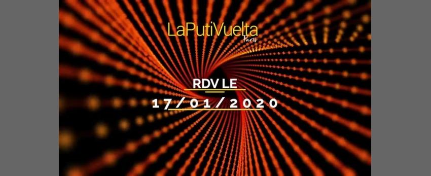 LaPutiVuelta | Afterwork, Rooftop chauffé, Clubbing