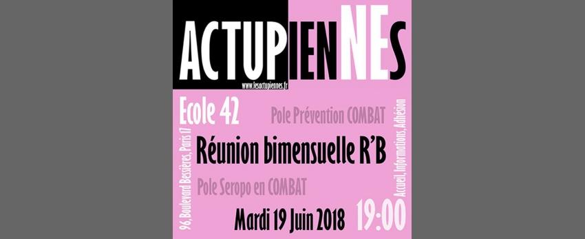 Les ActupienNEs: Réunion Bimensuelle #3