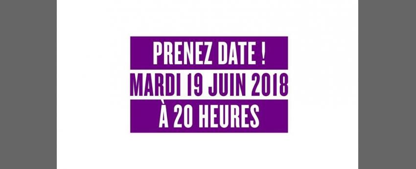 OUT d'or 2018 : la cérémonie en direct le 19 juin à 20h !
