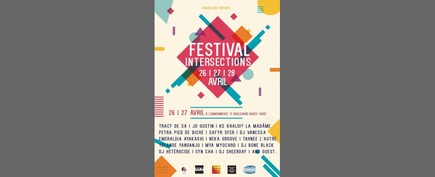 DIIVINESLGBTQI+ AU FESTIVAL INTERSECTIONS Marseille
