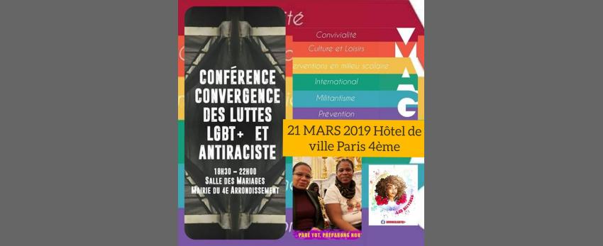 #21MARS ACTIONS DIIVINES JOURNÉE CONTRE/RACISME/LGBTQ/AFROPHOBIE