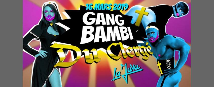 Gang Bambi du Clergé - Casey Spooner - La Java