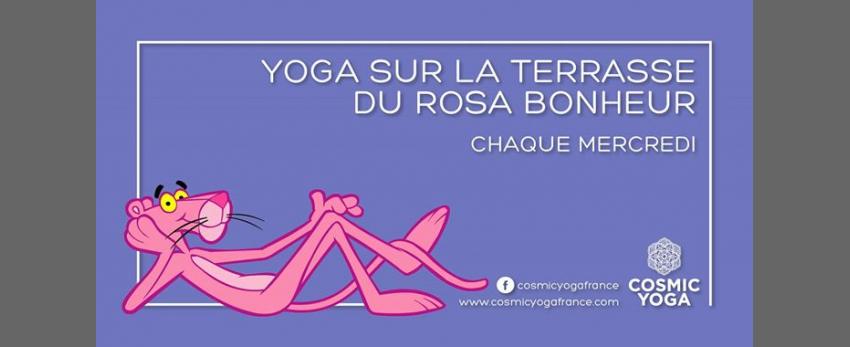 Yoga Rosa