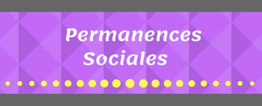 Permanences Sociales Au-delà du Genre et Pari-T
