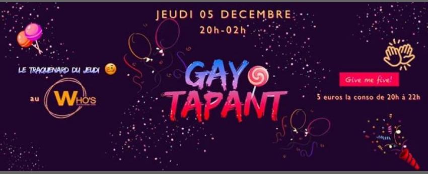 Gay-Tapant BIG Opening