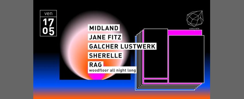 Concrete: Midland Jane Fitz Galcher Lustwerk Sherelle