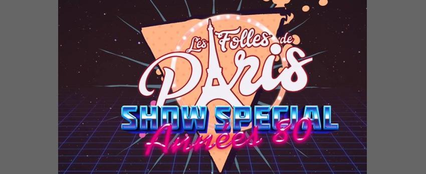 Les Folles de Paris en tournée au Sly #5