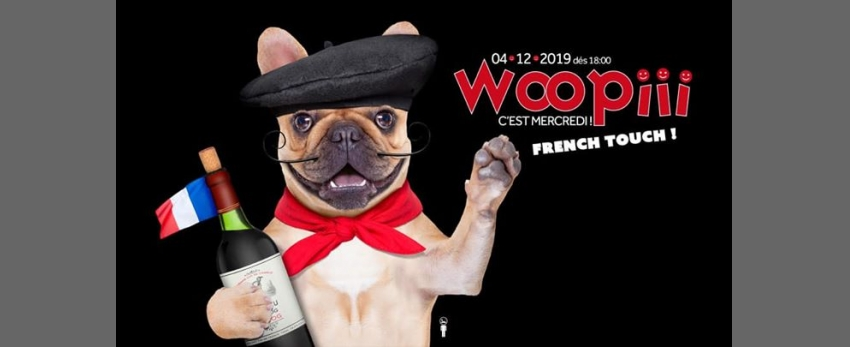 WOOPIII : French Touch