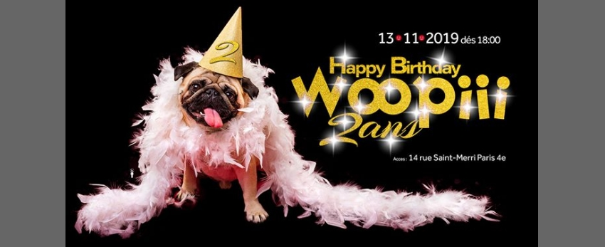 Happy Birthday Woopiii