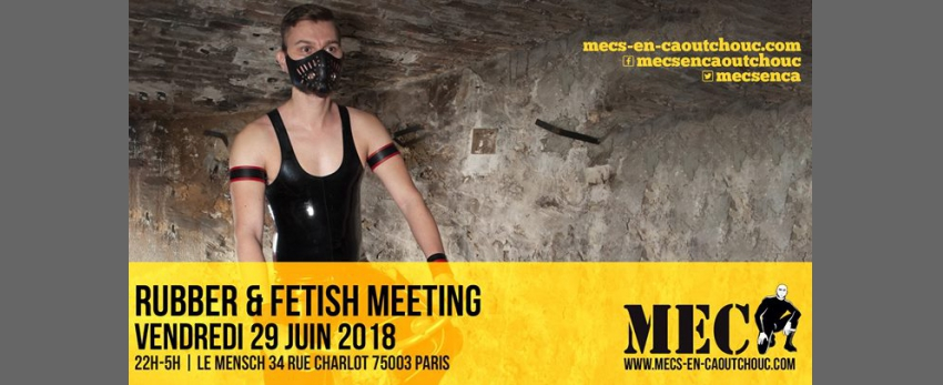 Rubber & Fetish Meeting