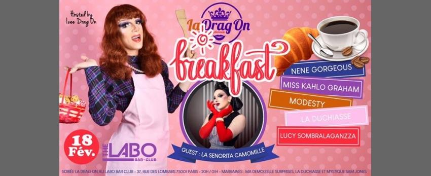 Drag On Saison 2 # Breakfast