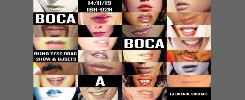 Boca a Boca #3 - BlindTest, DragShows & DJset