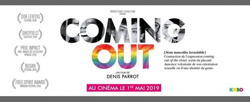 Projection-débat Uzès - Coming Out