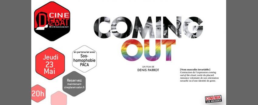 Ciné-Débat : Coming Out