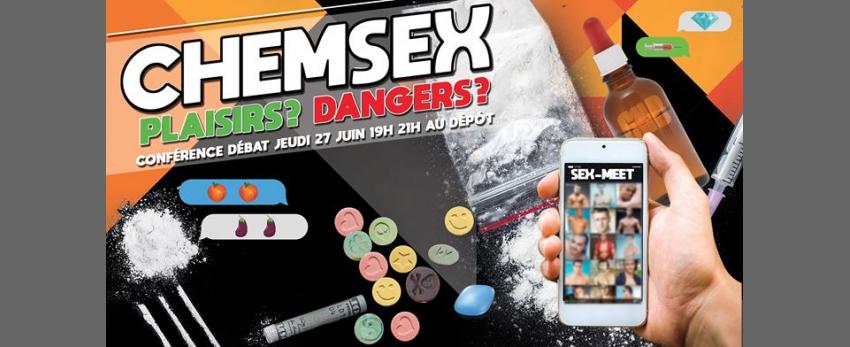 ChemSex : plaisirs, dangers, quels enjeux ?
