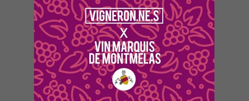 Rencontre & Dégustation : Maud, vigneronne, Marquis de Montmelas