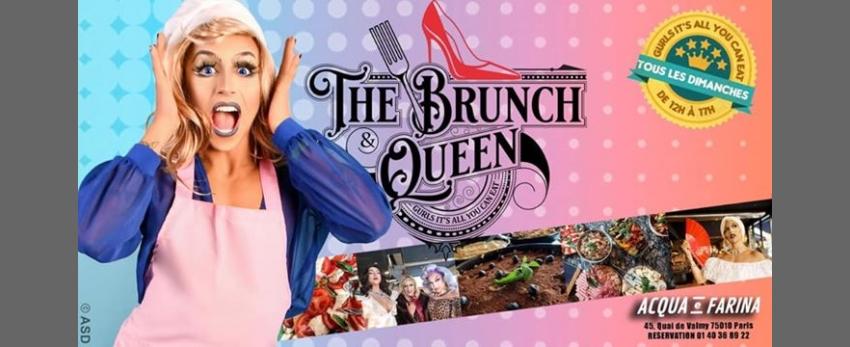 The Brunch and Queen avec Lolita banana et Bichette