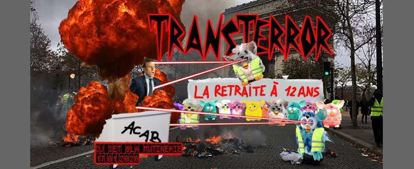 DJ set : Transterror