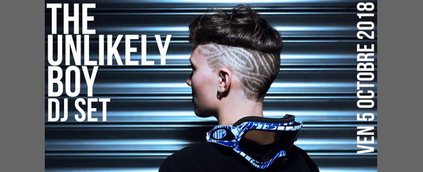DJ set : The Unlikely Boy