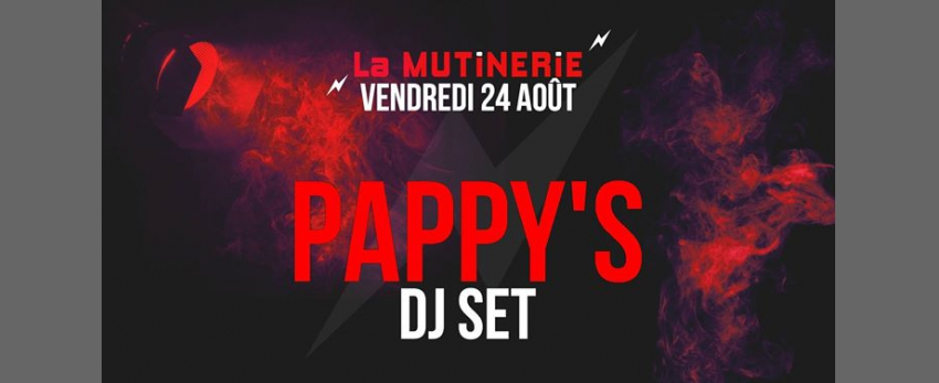 DJ set : Pappy's