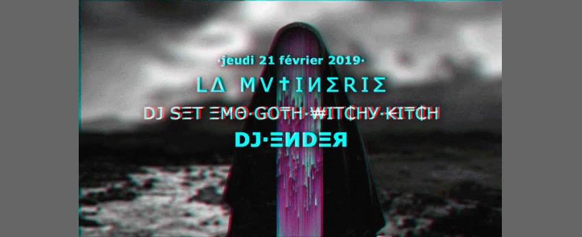 Mess Noir - DJset
