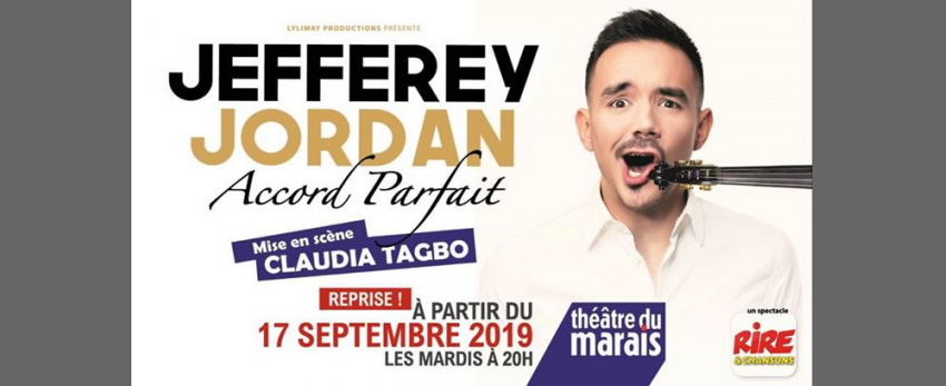"Jefferey Jordan ""Accord Parfait"""
