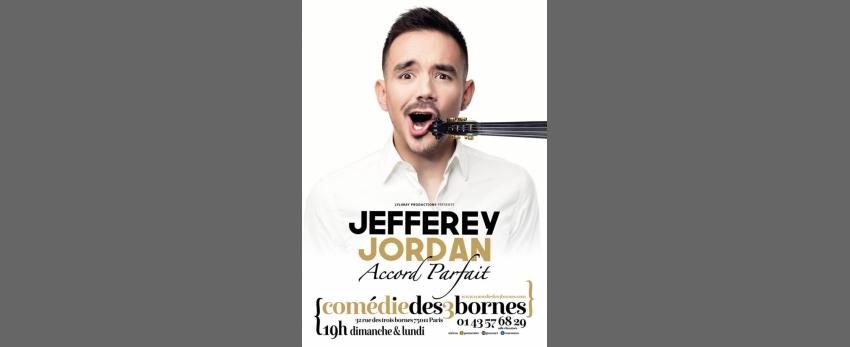 Jefferey Jordan dans Accord parfait