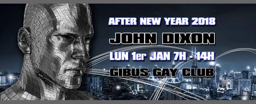 JOHN DIXON After New Year 2018