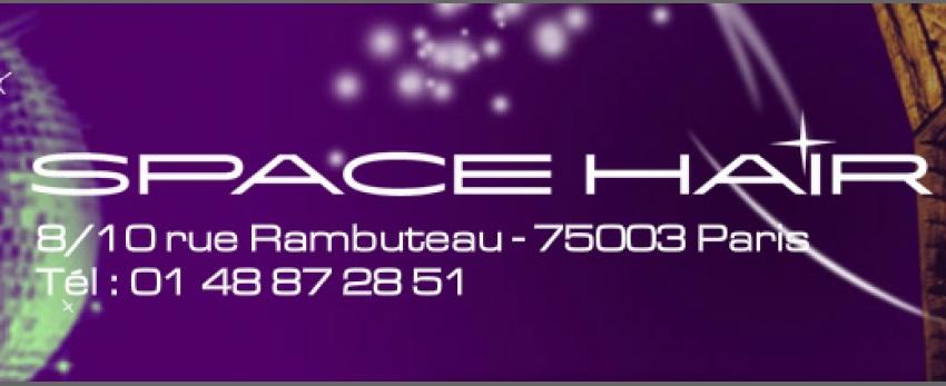Space Hair Paris