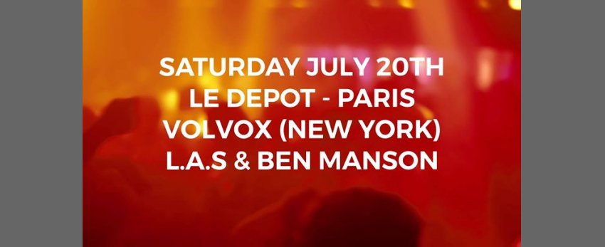 LDMT 2018 - 2019 closing feat Volvox - New York (USA)