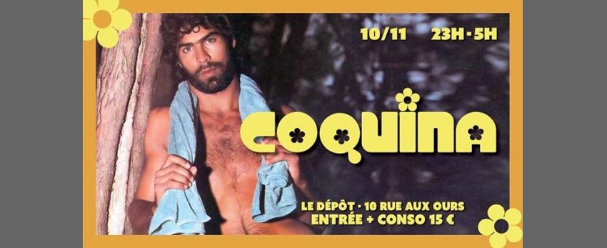 Coquina - Le Dépot