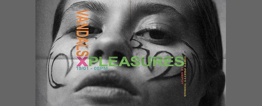 Vandals x Pleasures