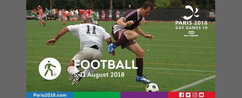 Gay Games 10 - Football