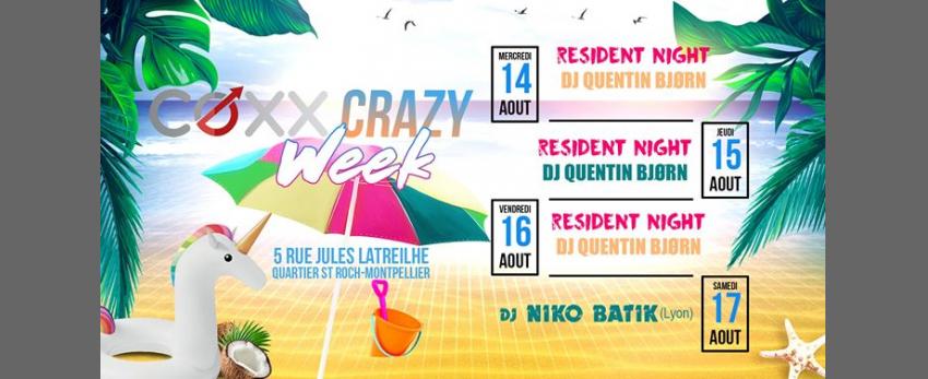 COXX Crazy Week : Beach Please