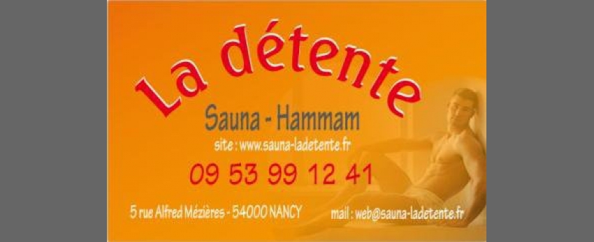 La Détente Sauna