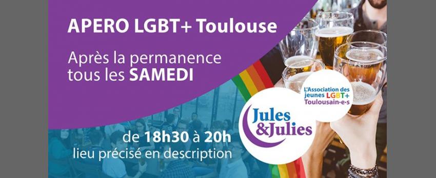 Apéro LGBT+ Toulouse - Jules & Julies